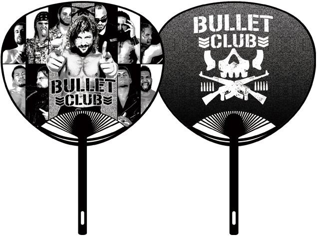 新日本プロレスリング/新日本プロレスリング/うちわ BULLET CLUB(2017)
