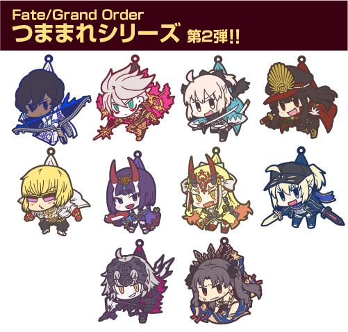 Fate/Fate/Grand Order/Fate/Grand Order アーチャー/イシュタルつままれストラップ