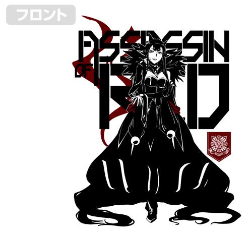 Fate/Fate/Apocrypha/赤のアサシンTシャツ