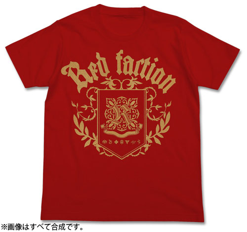Fate/Fate/Apocrypha/赤の陣営Tシャツ
