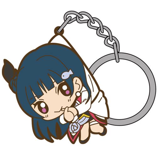 ラブライブ!/ラブライブ!サンシャイン!!/津島善子つままれキーホルダー MIRAI TICKET Ver.