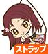 ラブライブ!/ラブライブ!サンシャイン!!/桜内梨子つままれキーホルダー