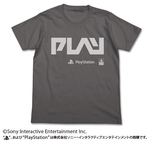 """プレイステーション/プレイステーション/プレイTシャツ """"PlayStation"""""""