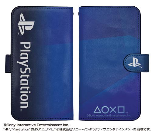 """プレイステーション/プレイステーション/手帳型スマホケース """"PlayStation"""""""