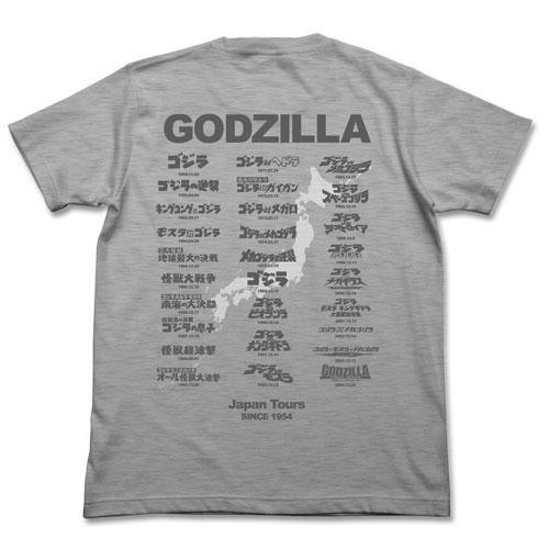 ゴジラ/ゴジラ/★限定★ゴジラツアー ヘビーウェイトTシャツ