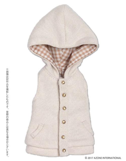AZONE/Pureneemo Original Costume/POC411【1/6サイズドール用】PNSニットダウンベスト