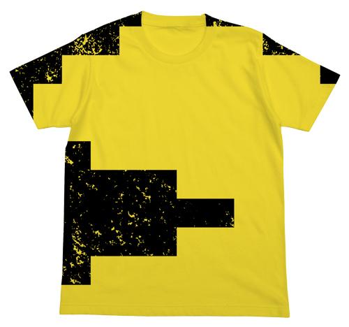 ナムコミュージアム/パックマン/パックマン オールプリントTシャツ