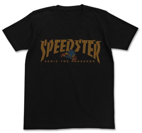 ソニック・ザ・ヘッジホッグ/ソニック・ザ・ヘッジホッグ/SPEEDSTERソニックTシャツ