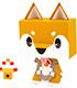 グラフィグ447 柴犬