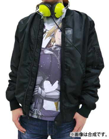 Fate/Fate/Apocrypha/ルーラー フルグラフィックTシャツ