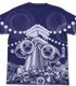 太鼓の達人 オールプリントTシャツ