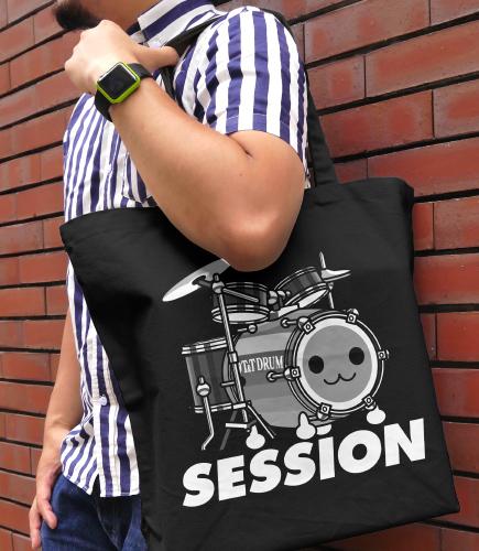 太鼓の達人/太鼓の達人/太鼓の達人 和田どんドラムセット ラージトート