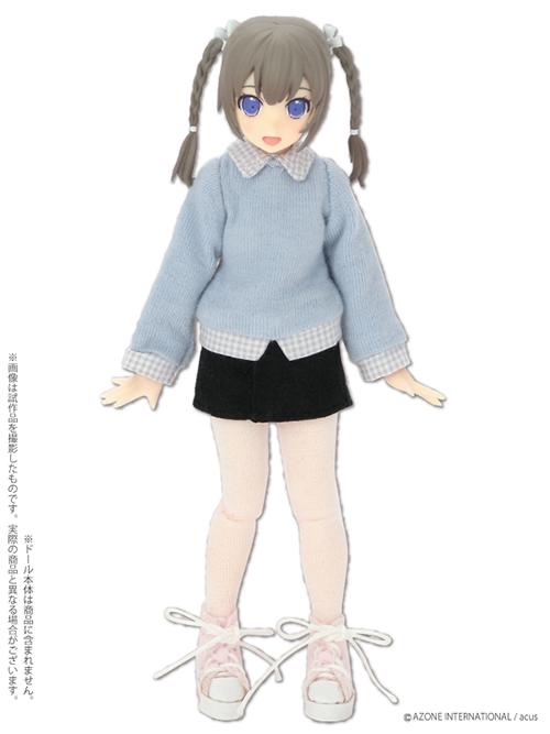 AZONE/ピコニーモコスチューム/PIC179【1/12サイズドール用】1/12 フェイクレイヤードセーター