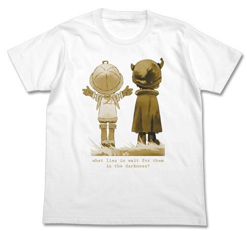 メイドインアビス/メイドインアビス/奈落を目指す者Tシャツ