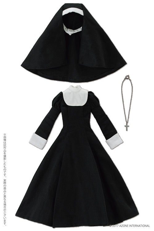 AZONE/Pureneemo Original Costume/PNM168【1/6サイズドール用】PNMシスター服セットII