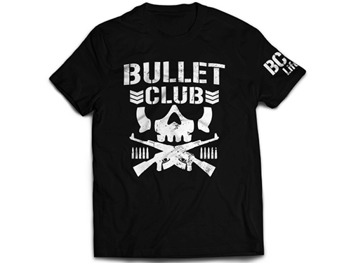 新日本プロレスリング/新日本プロレスリング/BULLET CLUB '17 Tシャツ