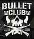 光るICカードステッカー BULLET CLUB