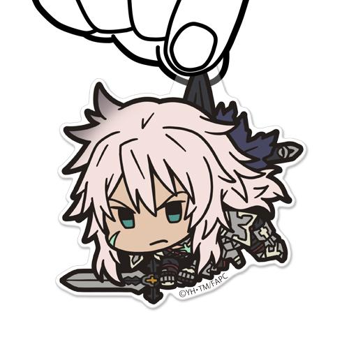 Fate/Fate/Apocrypha/黒のセイバー アクリルつままれキーホルダー