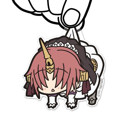 Fate/Fate/Apocrypha/黒のバーサーカー アクリルつままれストラップ