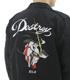 ガンダム/機動戦士ガンダムUC(ユニコーン)/ユニコーンガンダム 刺繍ワークシャツ