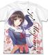 原作版 加藤恵フルグラフィックTシャツ 制服Ver.