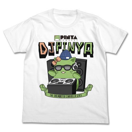 THE IDOLM@STER/アイドルマスター シンデレラガールズ/DJぴにゃTシャツ