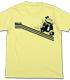 マウス(TM)とスクーターTシャツ