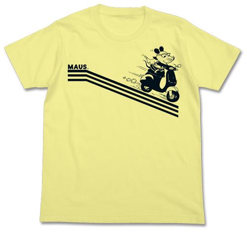 MAUS/MAUS(TM)/マウス(TM)とスクーターTシャツ