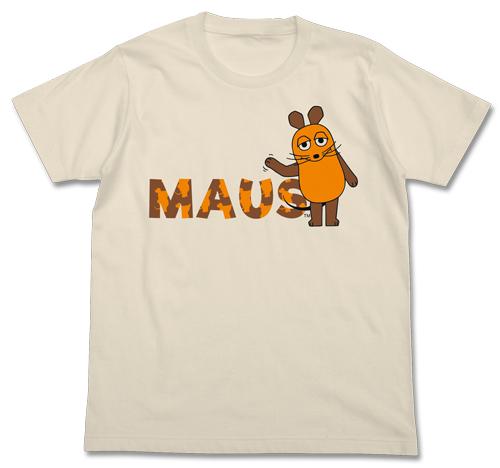 MAUS/MAUS(TM)/手を振るマウス(TM)Tシャツ