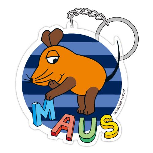 MAUS/MAUS(TM)/マウス(TM) アクリルキーホルダーB
