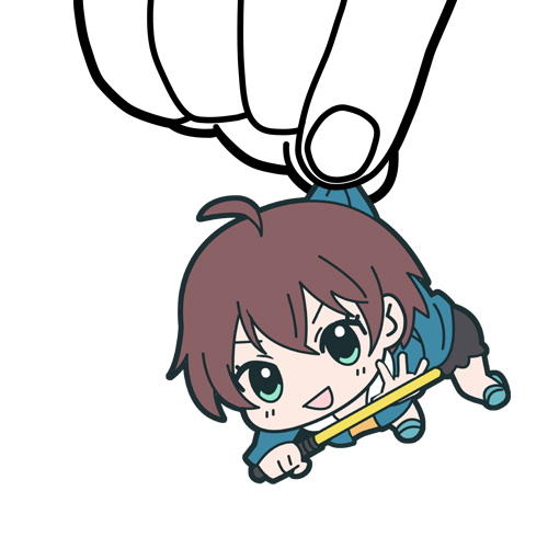 NEW GAME!/NEW GAME!!/篠田はじめ つままれキーホルダー