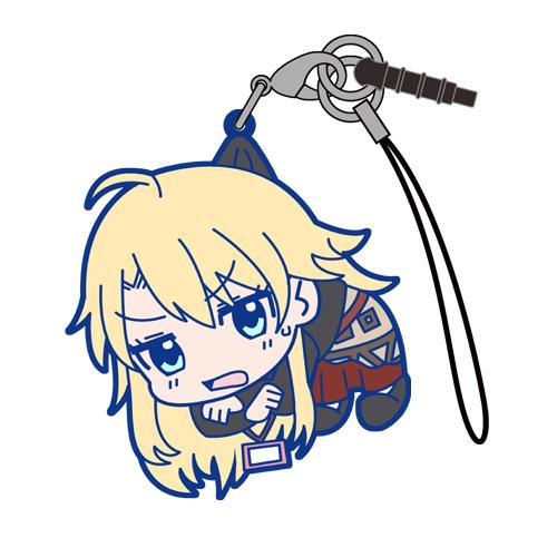 NEW GAME!/NEW GAME!!/八神コウ つままれストラップ