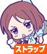 NEW GAME!/NEW GAME!!/遠山りん つままれキーホルダー