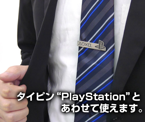 """プレイステーション/プレイステーション/ネクタイ""""PlayStation"""""""