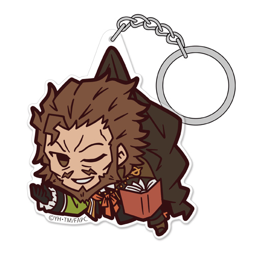 Fate/Fate/Apocrypha/赤のキャスター アクリルつままれキーホルダー