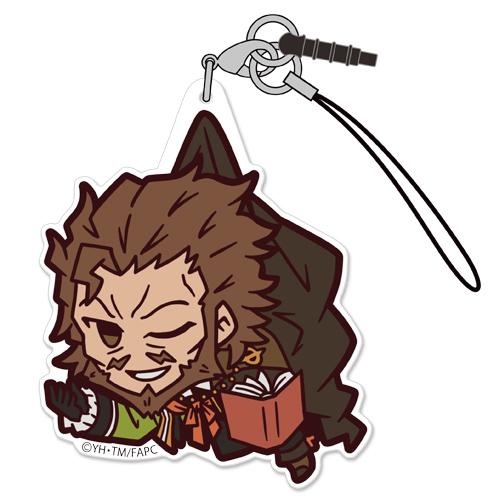 Fate/Fate/Apocrypha/赤のキャスター アクリルつままれストラップ