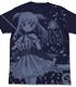 水波レナ オールプリントTシャツ
