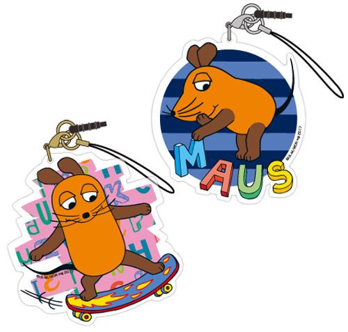 MAUS/MAUS(TM)/マウス(TM) アクリルストラップA