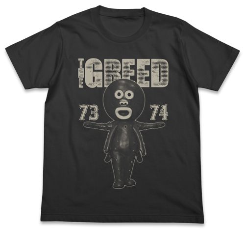 クレクレタコラ/クレクレタコラ/クレクレタコラGREED Tシャツ