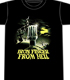 飯塚高史「IRON FINGER FROM HELL」Tシャ..