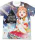 高海千歌フルグラフィックTシャツ MIRAI TICKET ..