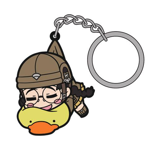 ガールズ&パンツァー/ガールズ&パンツァー 劇場版/福田つままれキーホルダー