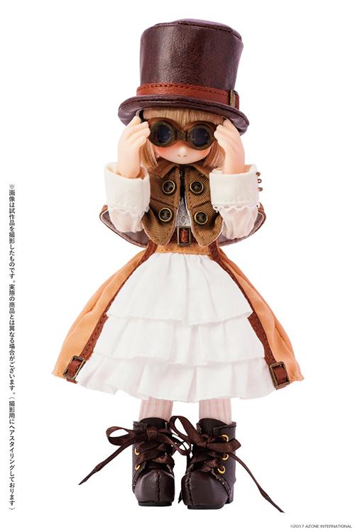 AZONE/Lil' Fairy/Lil' Fairy ~ちいさなちいさなお手伝いさん~ クラム PID018-LFC