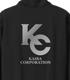 ◆KCロゴ ジップパーカー