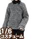 ALB188【1/6サイズドール用】PNXS長袖Vネックセーター