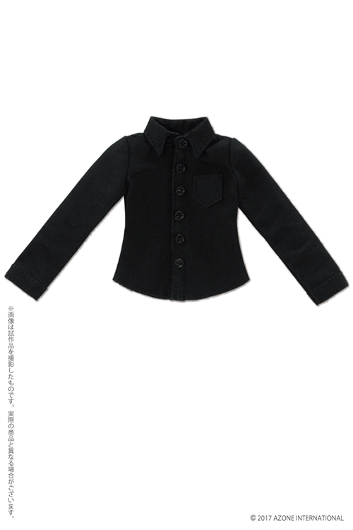 AZONE/Pureneemo Original Costume/ALB186【1/6サイズドール用】PNXS長袖Yシャツ