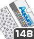 Aqours手帳型スマホケース148