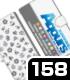 Aqours手帳型スマホケース158