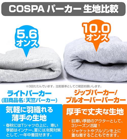 ドラゴンボール/ドラゴンボールZ/超サイヤ人悟空ジップパーカー