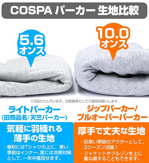 ドラゴンボール/ドラゴンボールZ/CAPSLE CORP.ジップパーカー